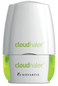 Novartis Cloudhaler