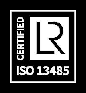 Lloyds Register ISO 13485 logo